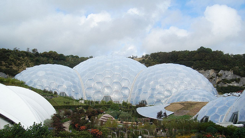 Eden Project Cornwall, England