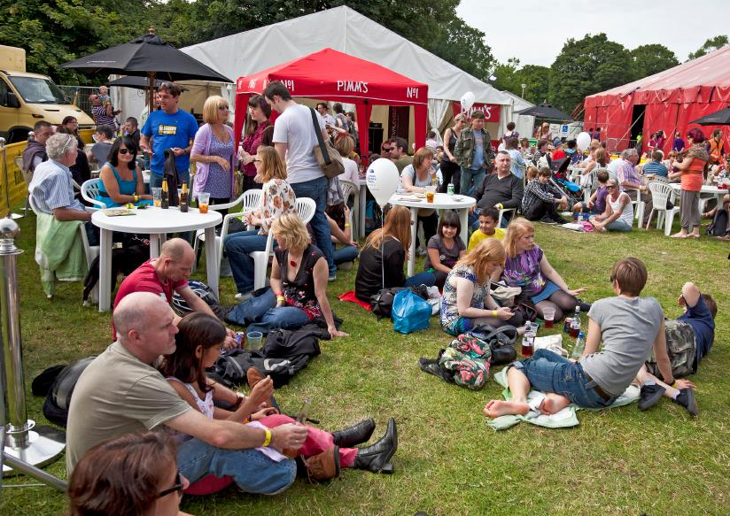 uk food festivals