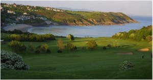 langland bay golf course