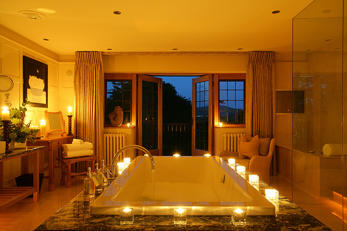 luxury spa uk
