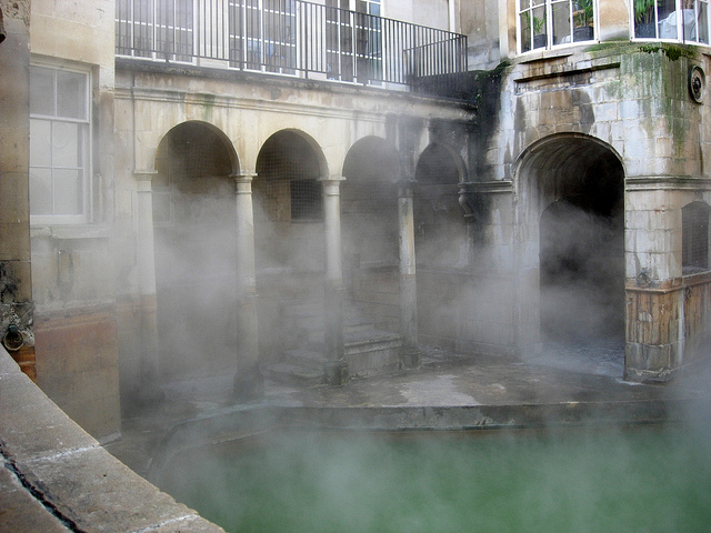 Roman Spa Bath England