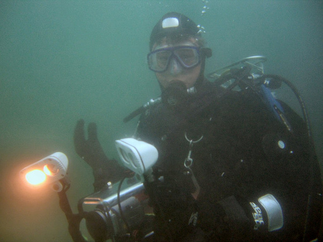 Scuba Diving in the UK